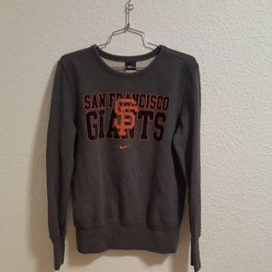 Womens Nike SF Giants sweatshirt